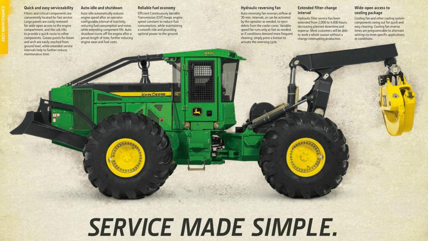 John Deere Capital Equipment by Jake Loniak at Coroflot com