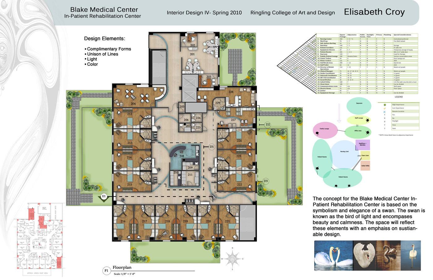 Blake Medical Rehabilitation Center by Elisabeth Croy at ...