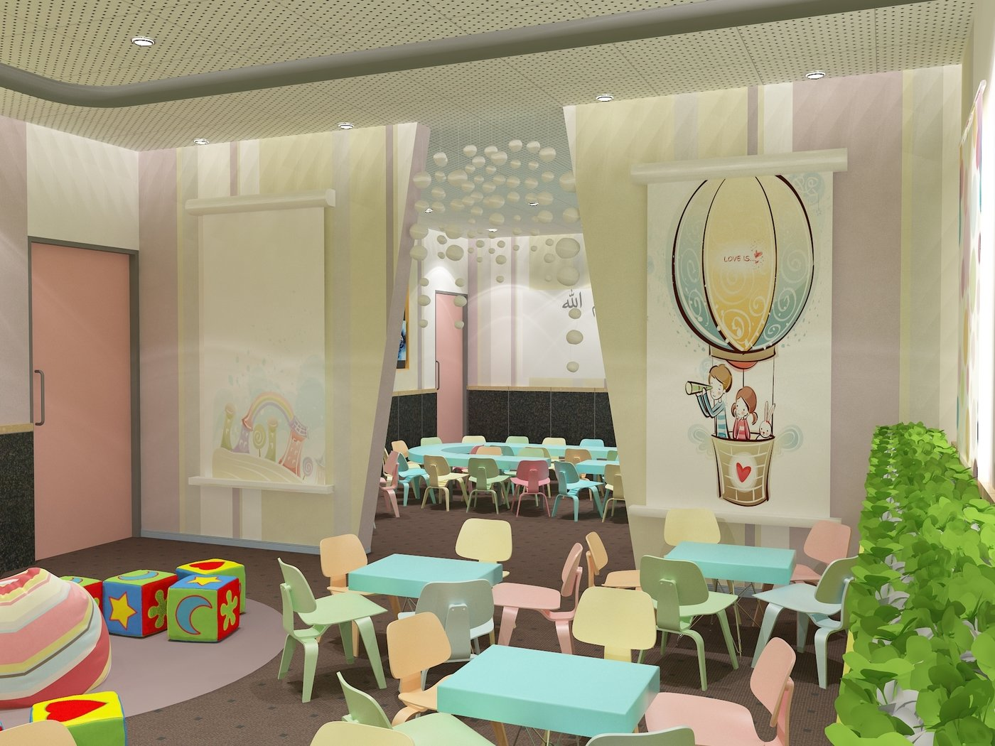 class design for elementary school by mitra khatami at ...