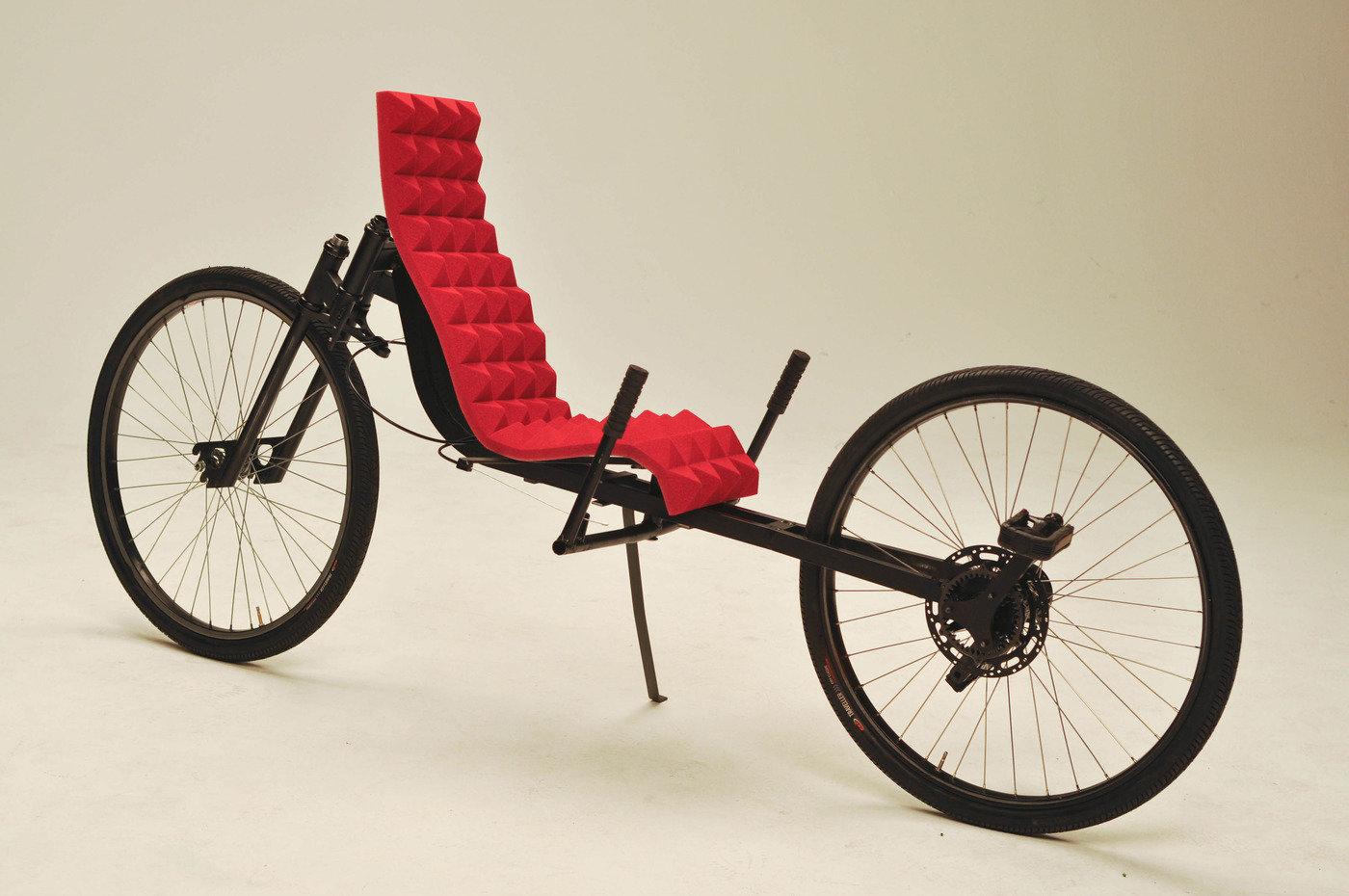 Rws Recumbent Bike By Mohsen Saleh At Coroflot Com