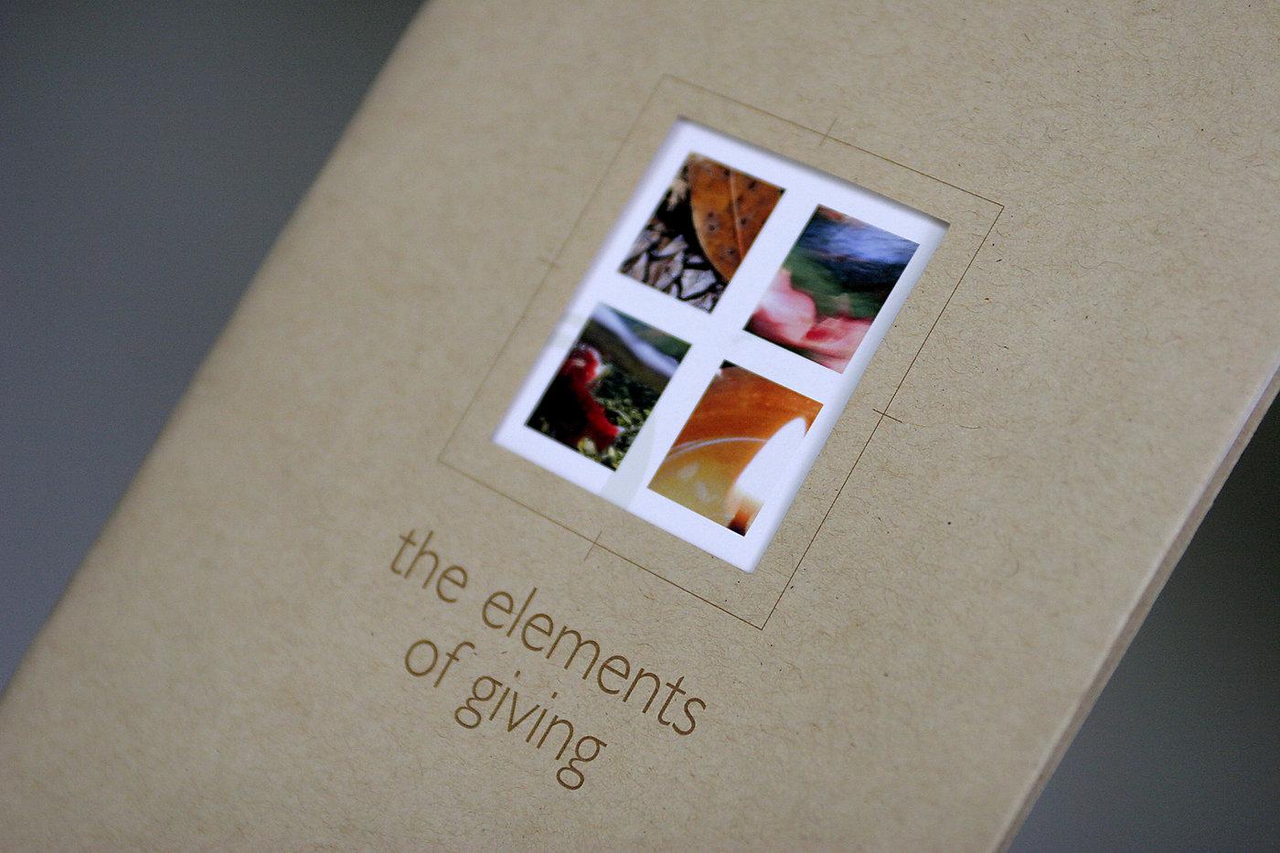 Brochures & annual reports by Barbara Hartinger at Coroflot com