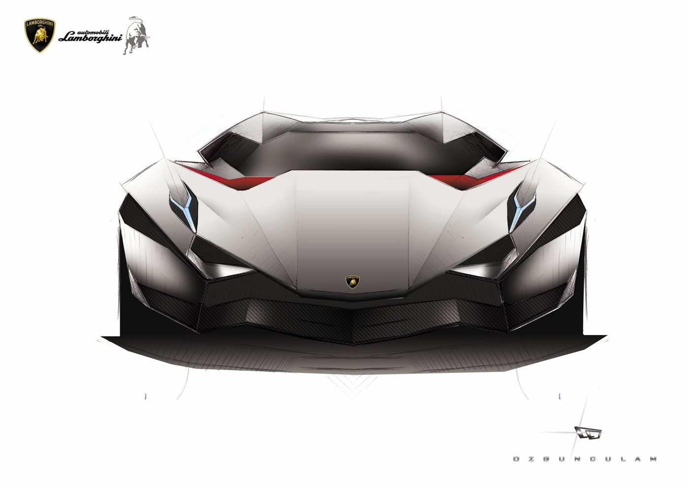 Lamborghini By Ozgun Culam At Coroflot Com
