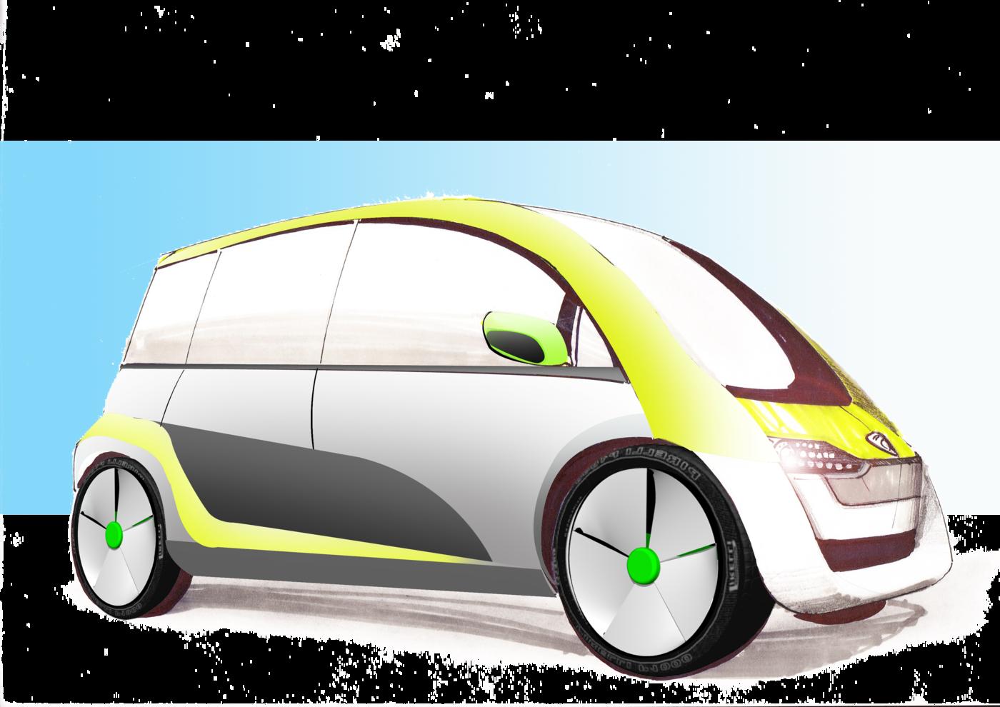 Proton City Car Major Project By Najmi Rosdi At Coroflot Com
