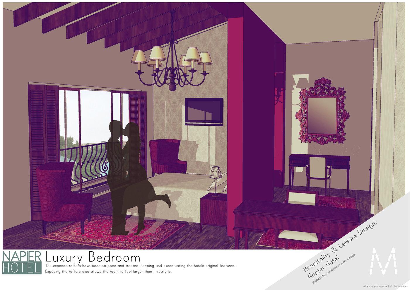 Hospitality & Leisure Design- Napier Hotel by Melissa