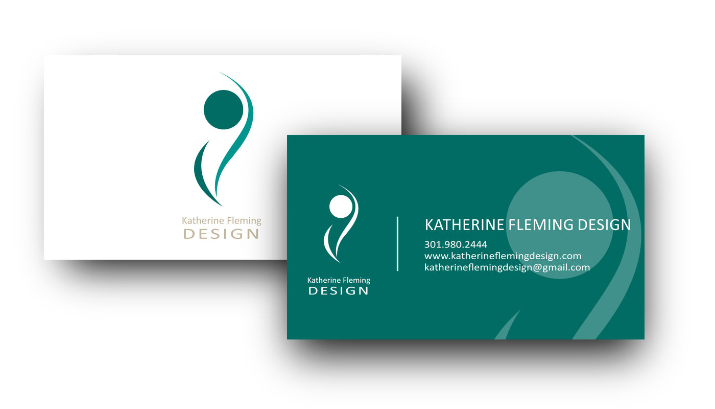 Business Cards by Katherine Fleming at Coroflot.com