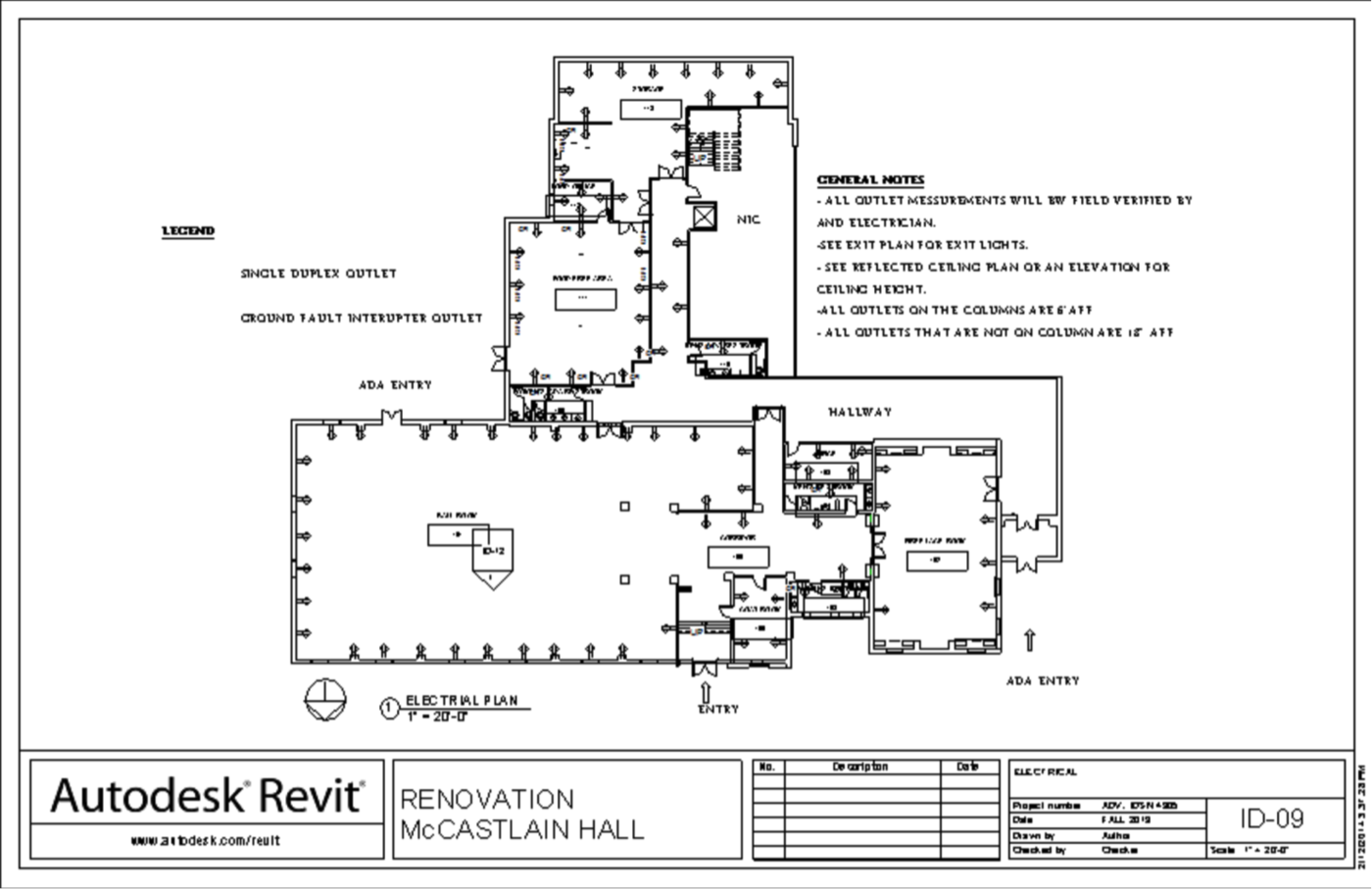 revit electrical plan pdf