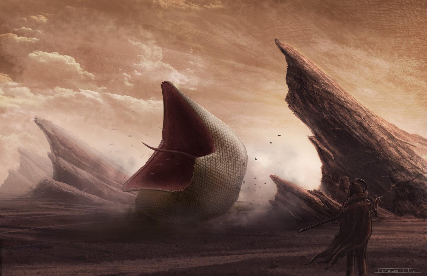 concept art by enzo castellani at coroflot com