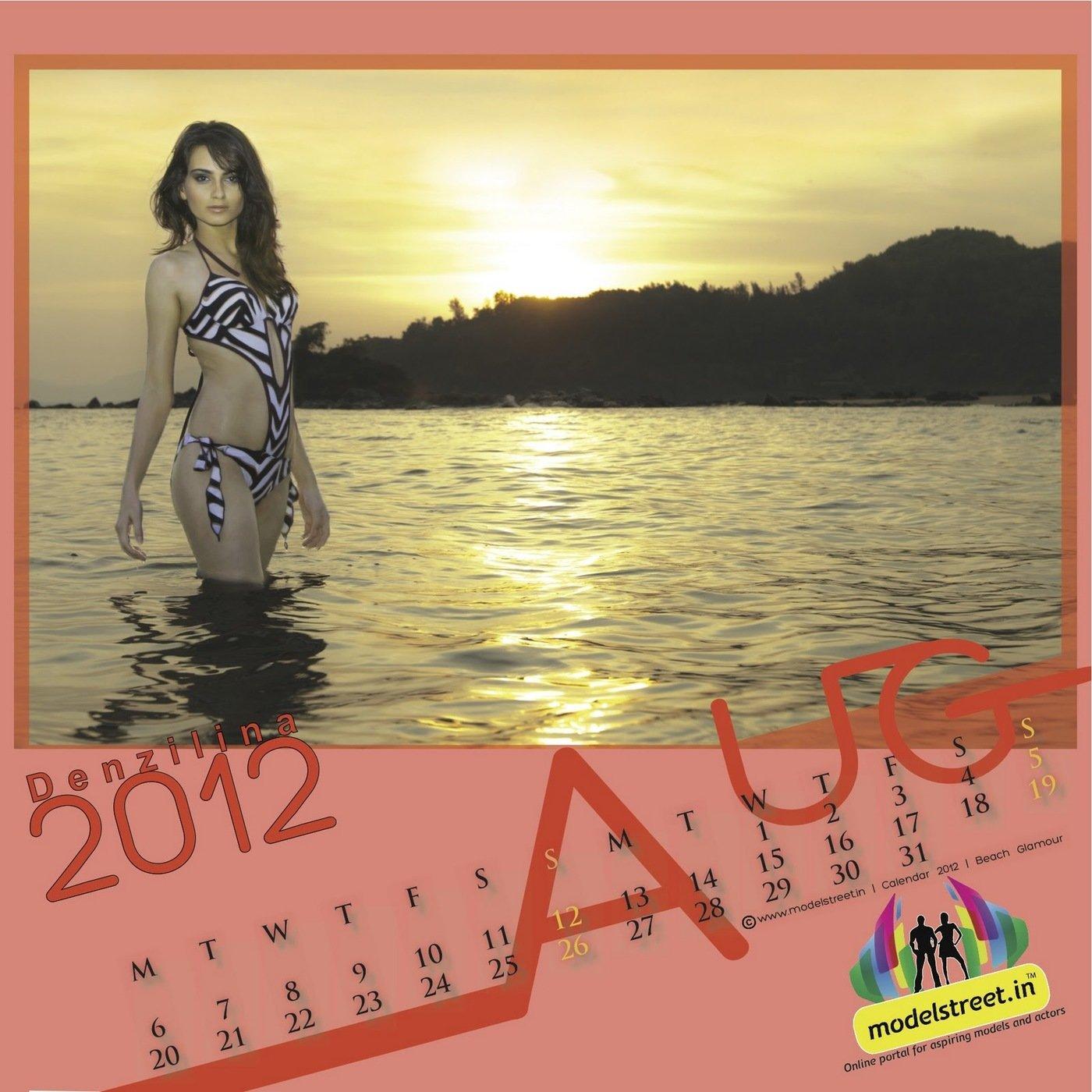 Mtv chanel bikini calendar — img 15