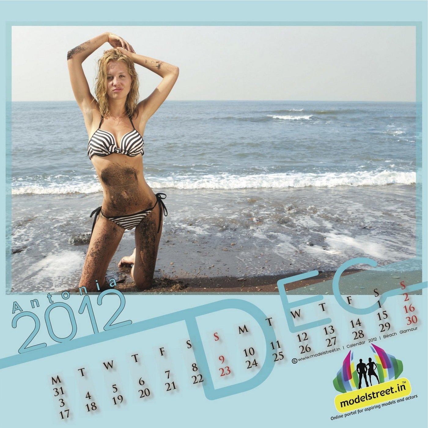 Bikini calender dvd, anal dream girls