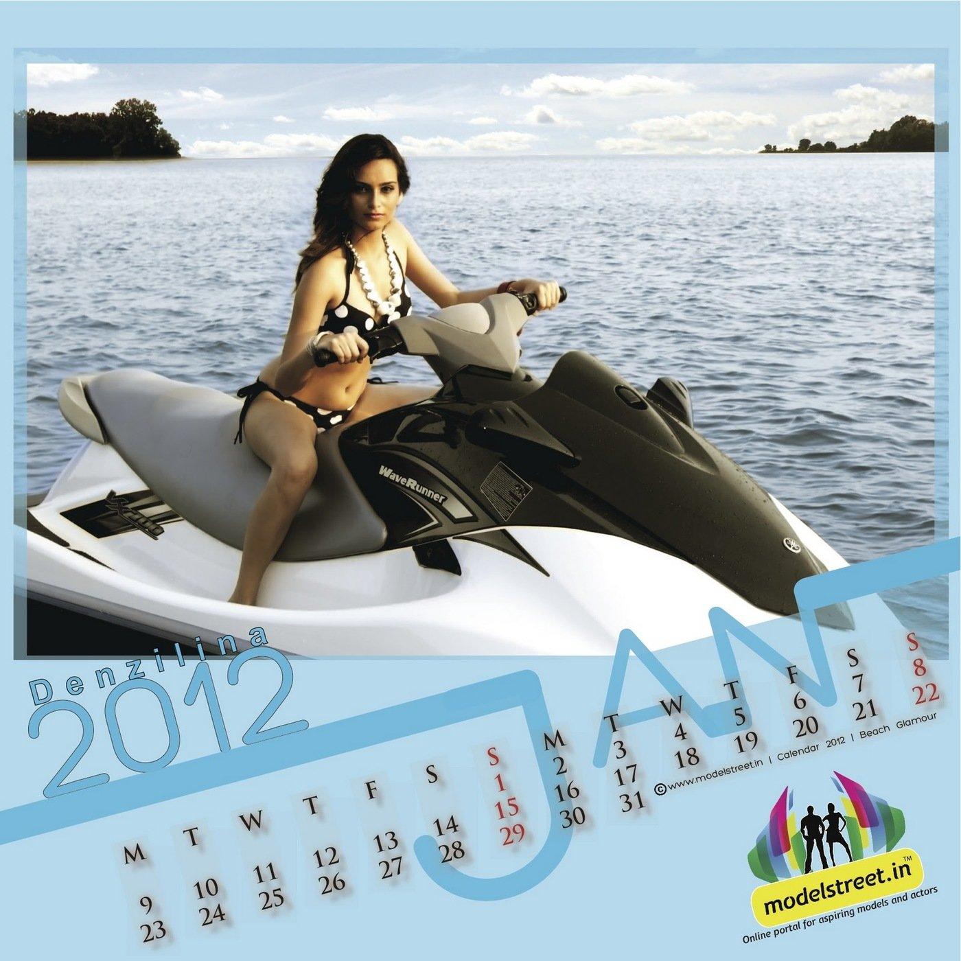 Mtv chanel bikini calendar — img 11