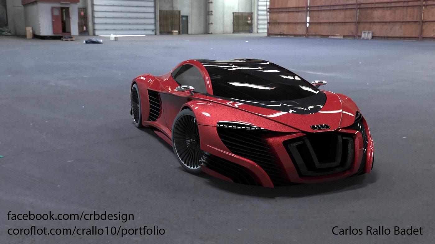 Kekurangan Audi R9 Review