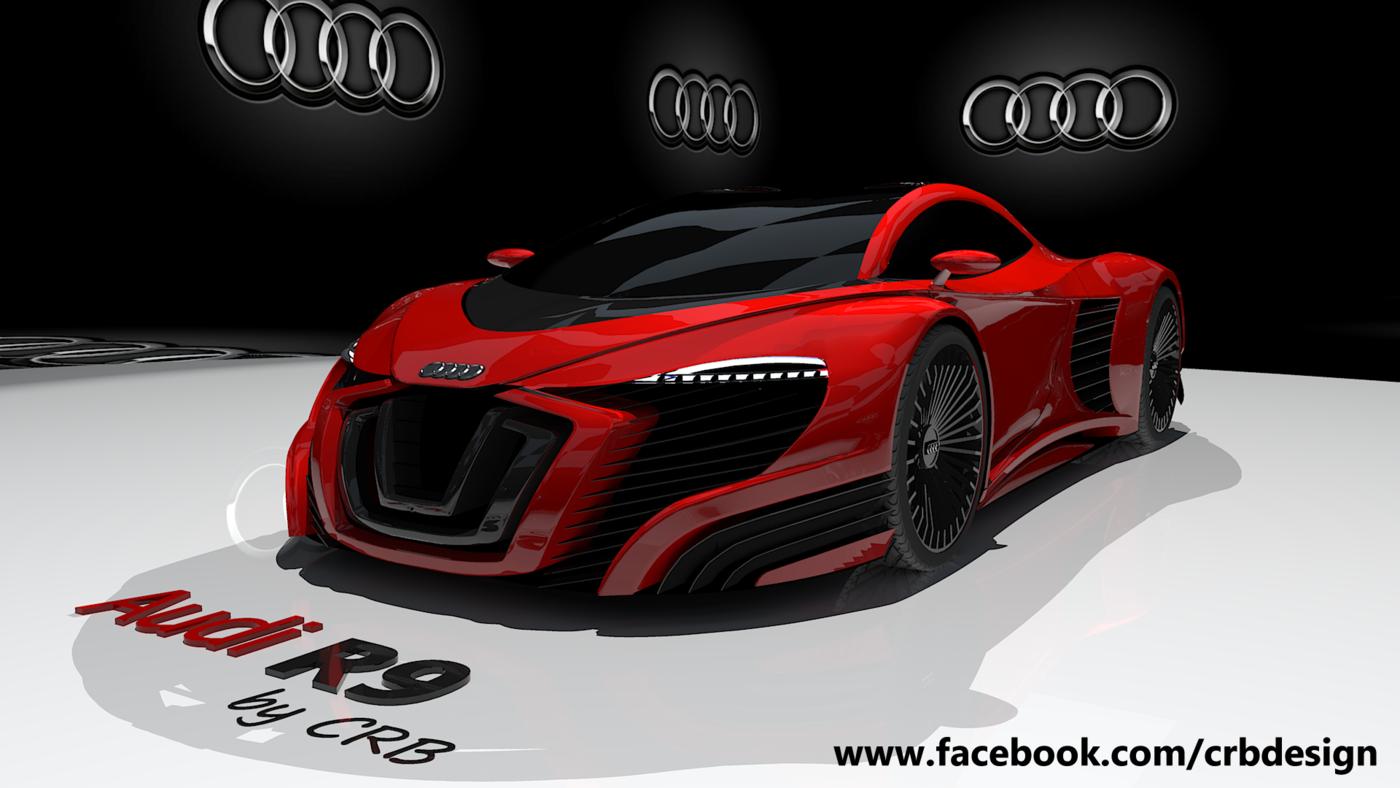 Audi R By Carlos Rallo Badet By Carlos Rallo Badet At Coroflotcom - Audi r9