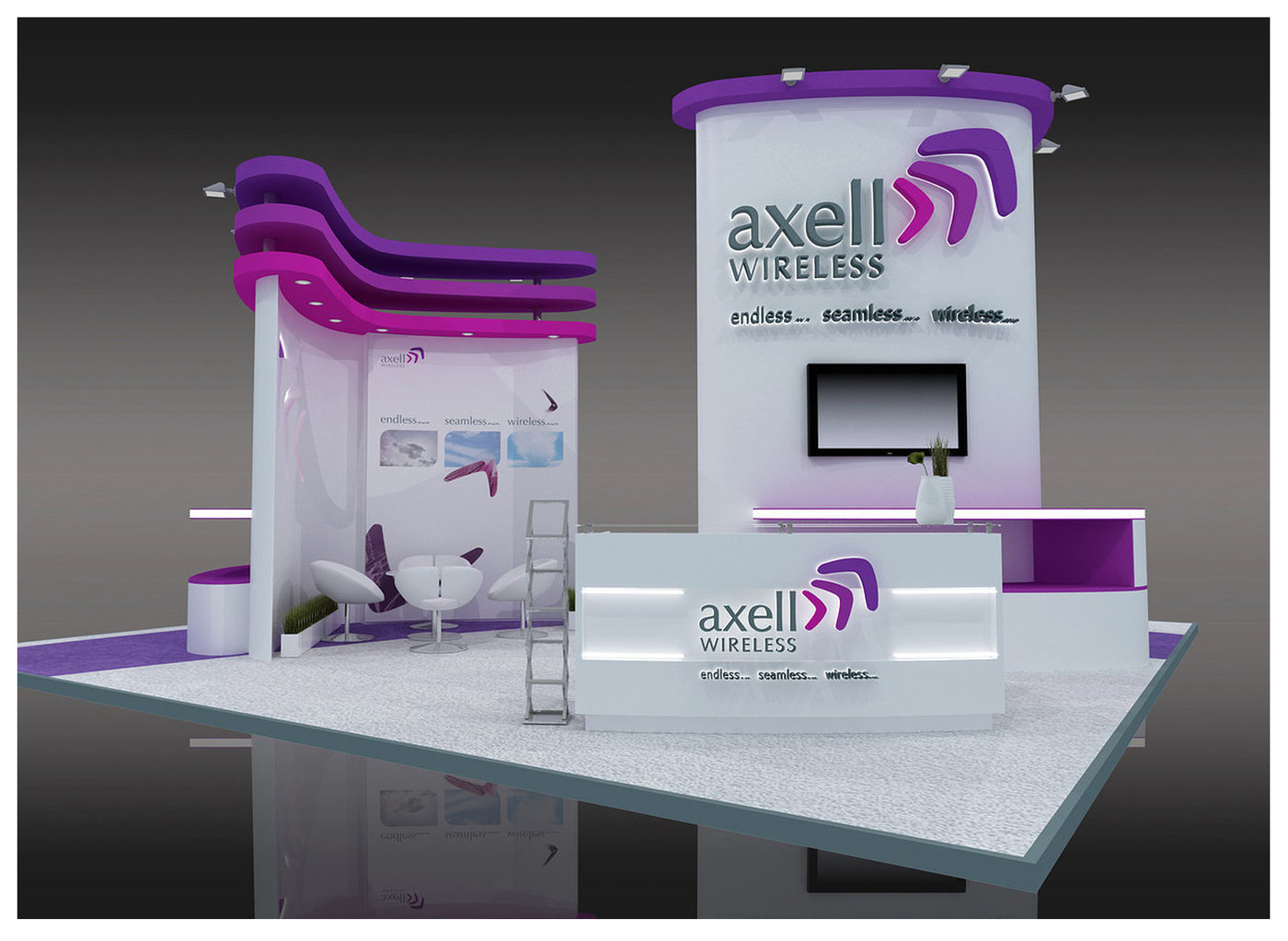 Exhibition Stand Vat : Exhibition stand designs by jemmica ann bolor santos at