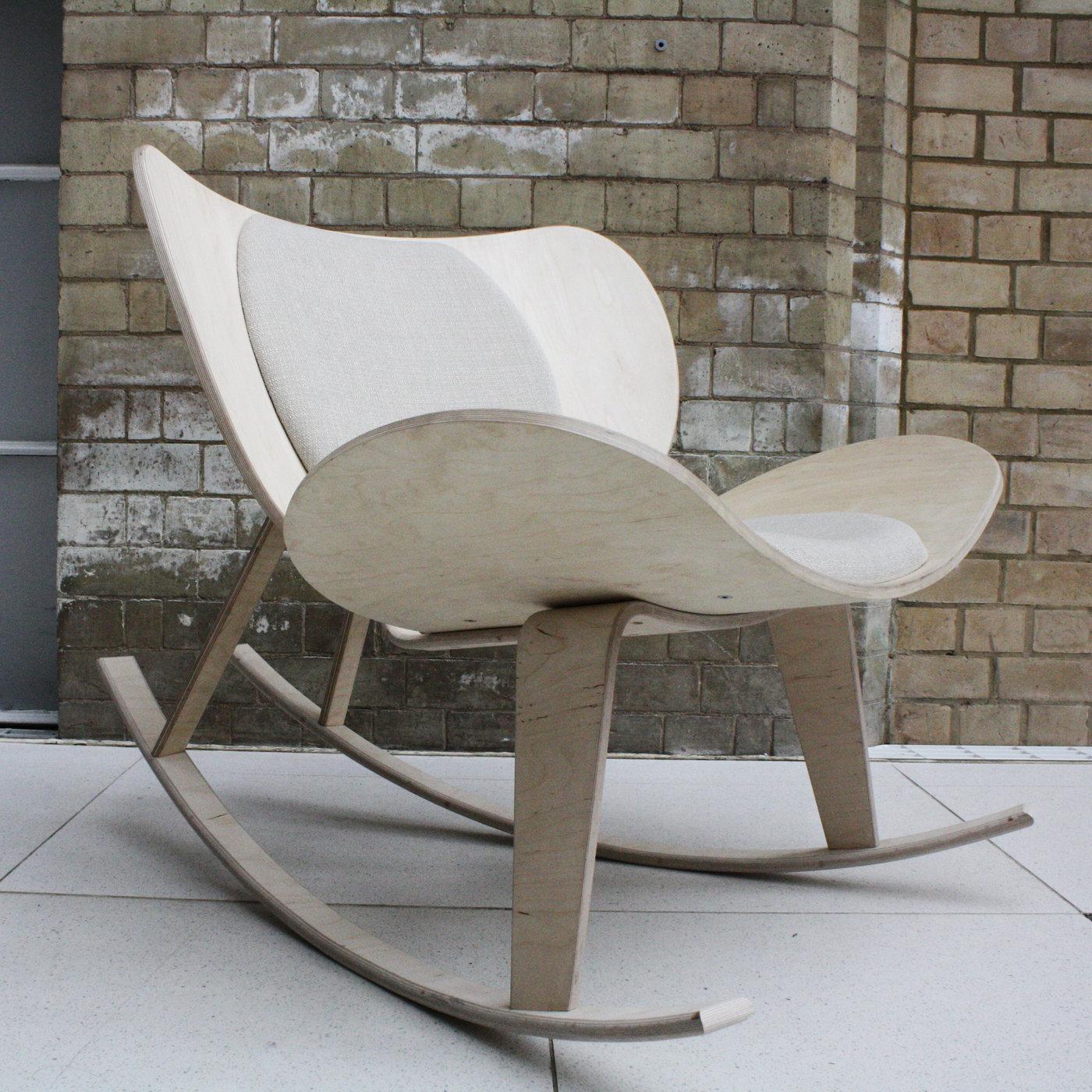 Suzani Rocking Chair By Rachael Orsman At Coroflot Com