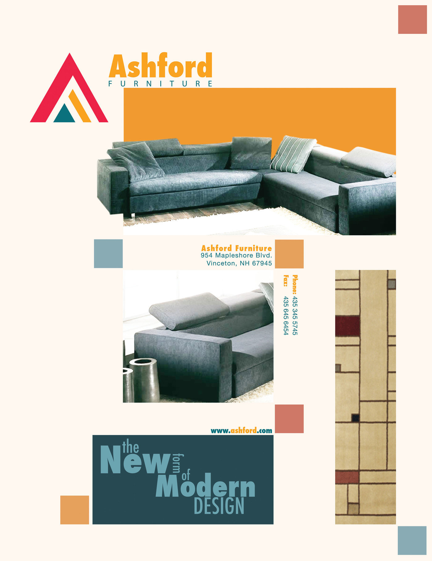 Ashford Furniture Poster 2