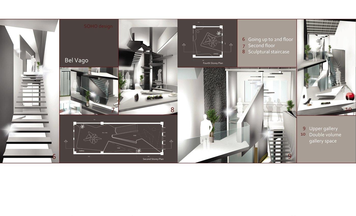 SOHO design by Olivia Tjasa at Coroflot.com
