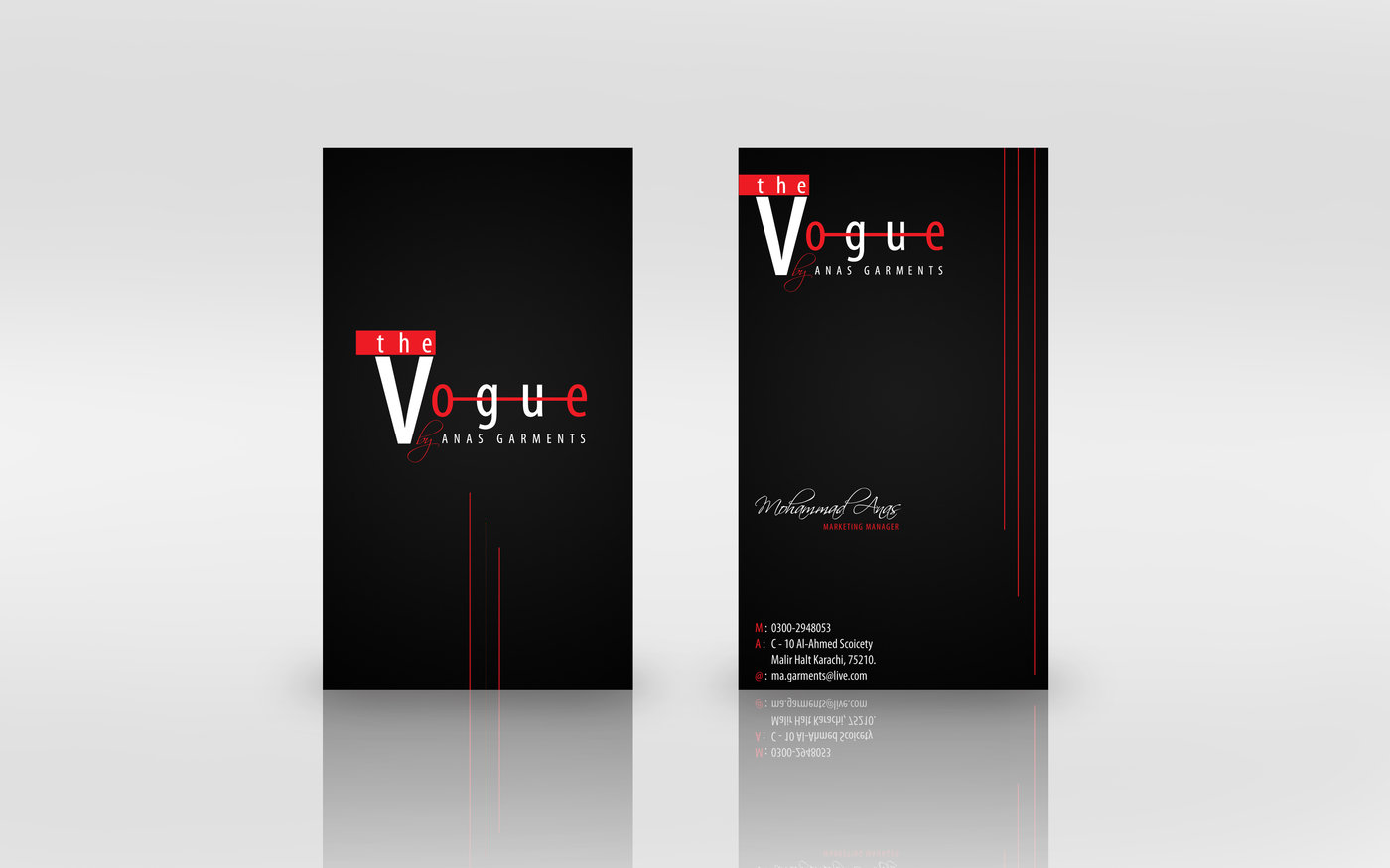 Visiting Cards by AceArt Infinity at Coroflot com