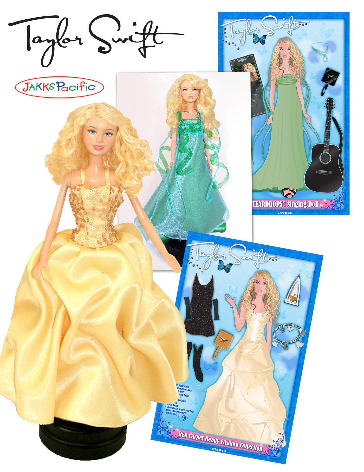 Taylor Swift Fashion Doll By Mario Gesualdi At Coroflot Com
