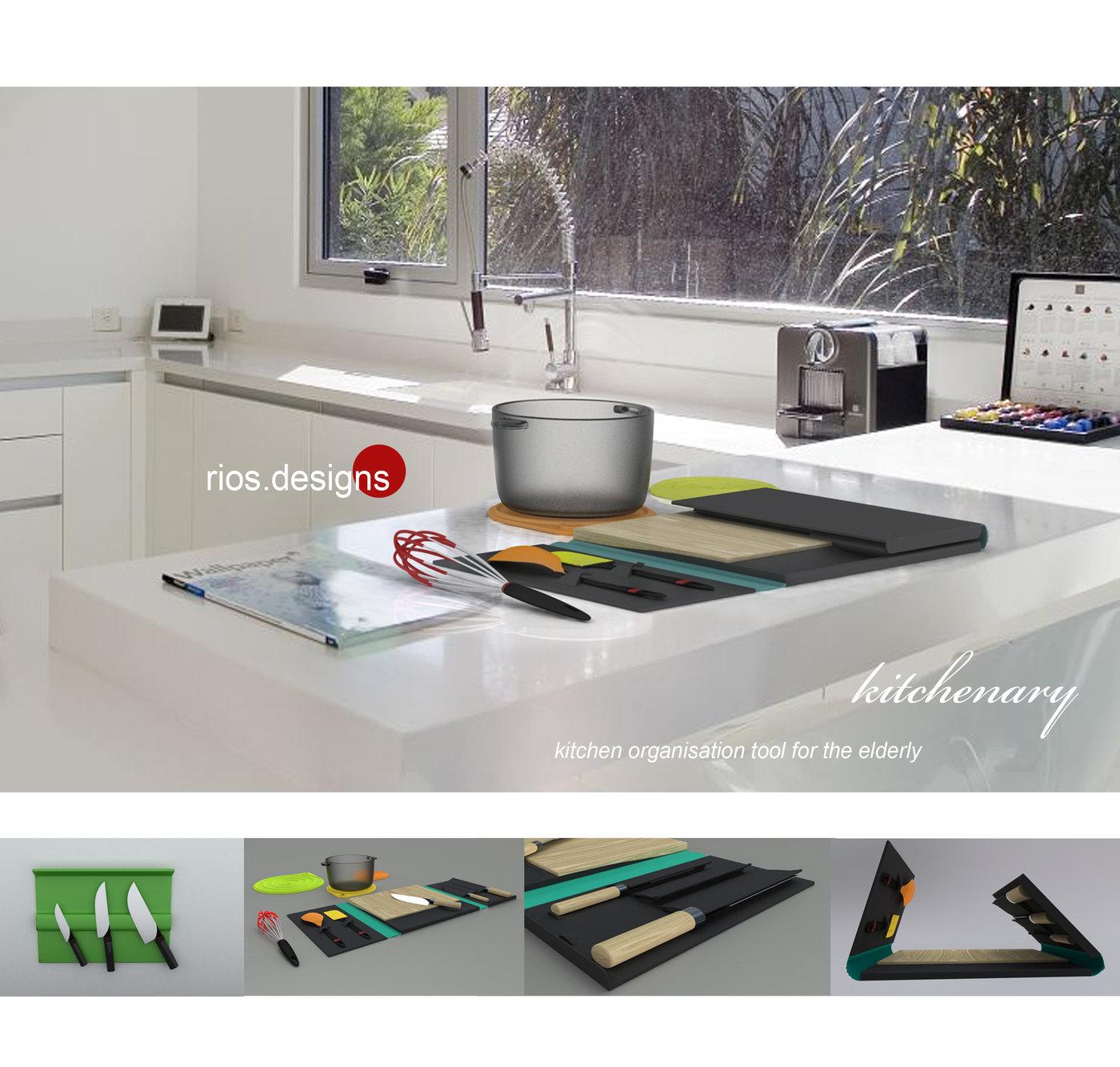 Kitchen Design Tool Online Online Kitchen Design Tool: Kitchen Organisation Tool By Rios Tan Weihao