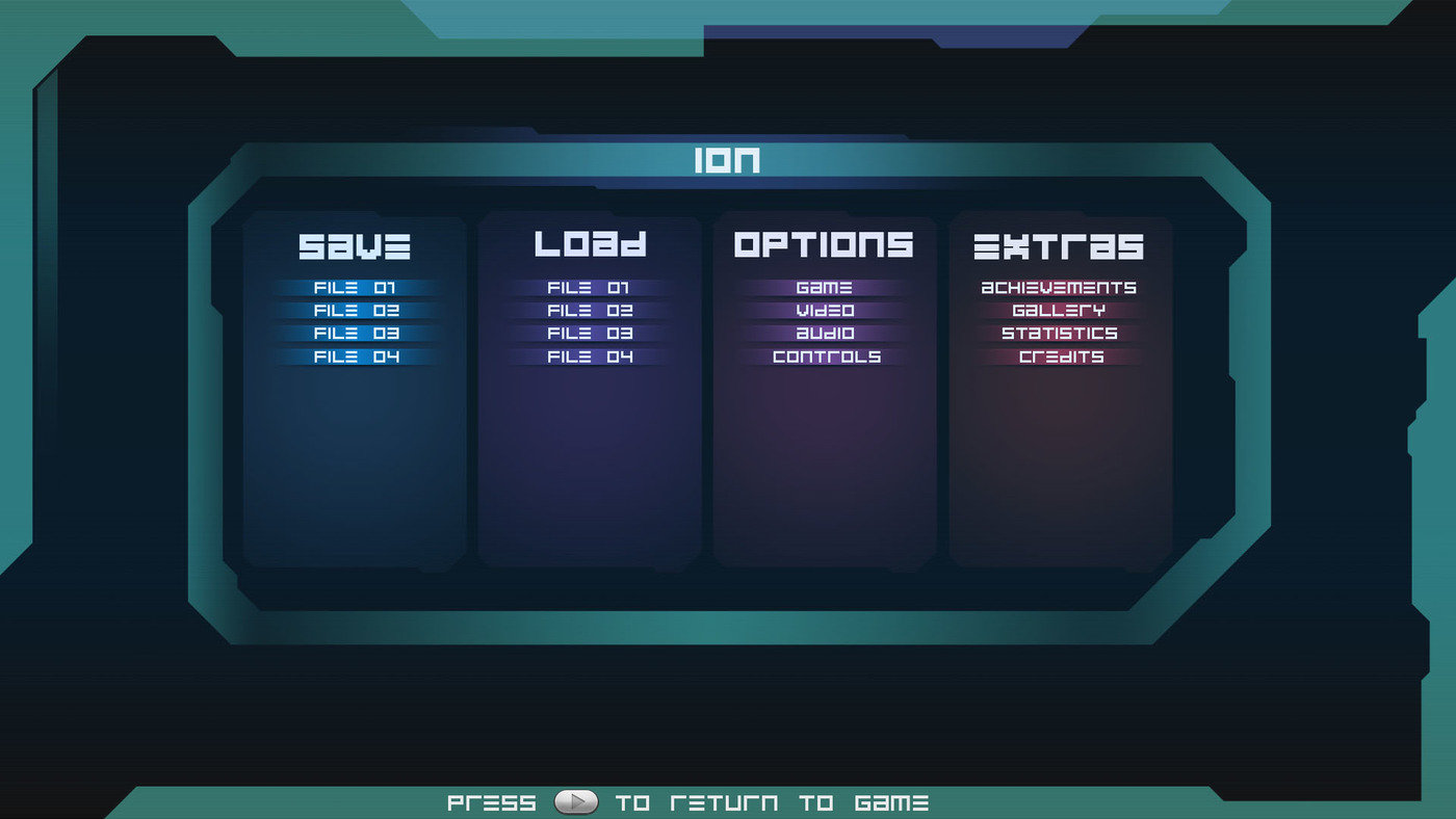 UI Design By Jeff Lofland At Coroflotcom - Game menu design