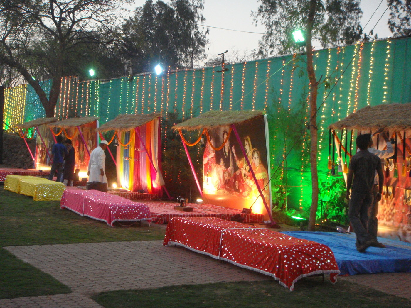 Punjabi theme decor by ajit singh bhalla at coroflot share junglespirit Image collections
