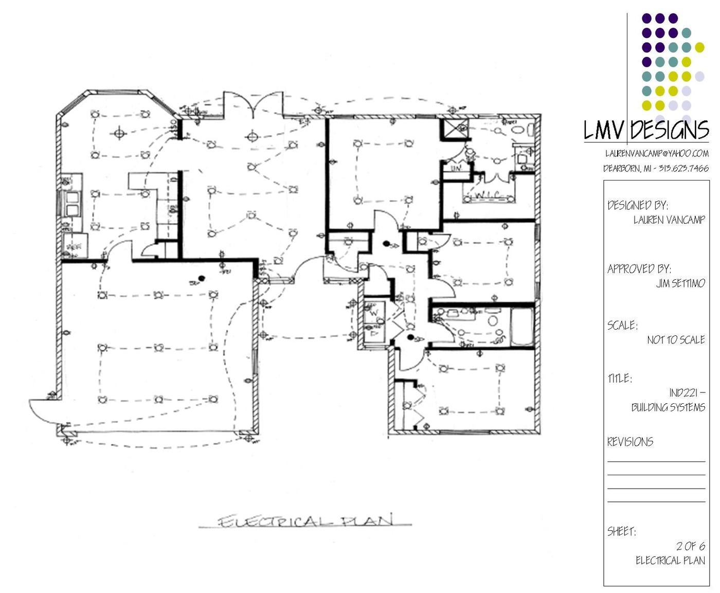 electrical plan new home a new home for some newlyweds by lauren vancamp at coroflot com  newlyweds by lauren vancamp at coroflot com