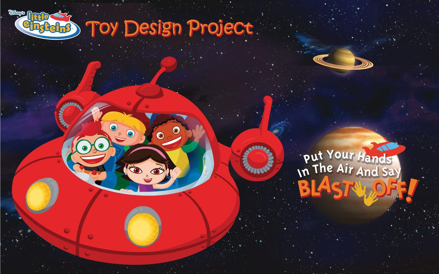 Disneys Little Einsteins Toys By Paul Shone At Coroflotcom