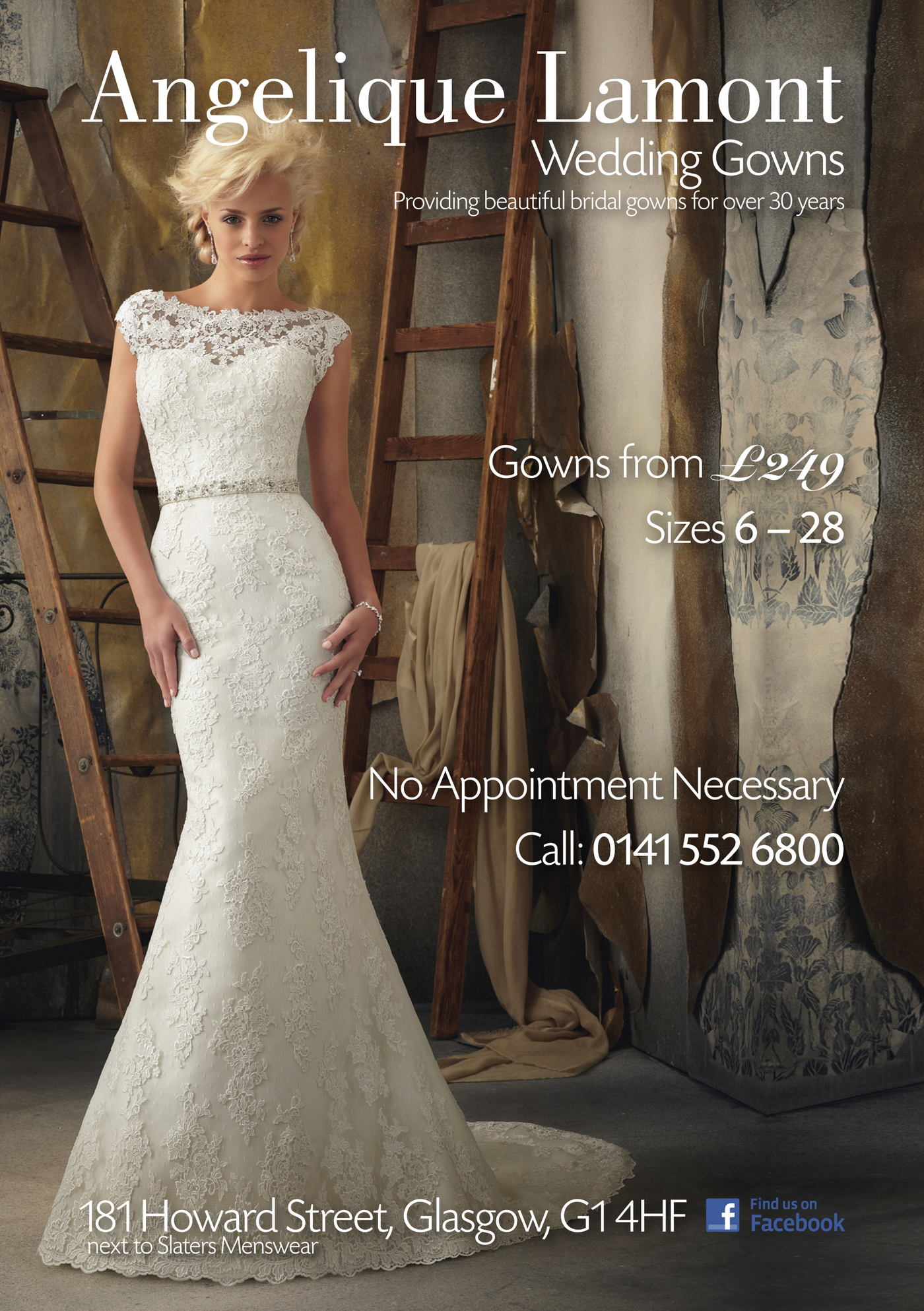 Angelique Lamont Wedding Gowns by Craig Carrigan at Coroflot.com