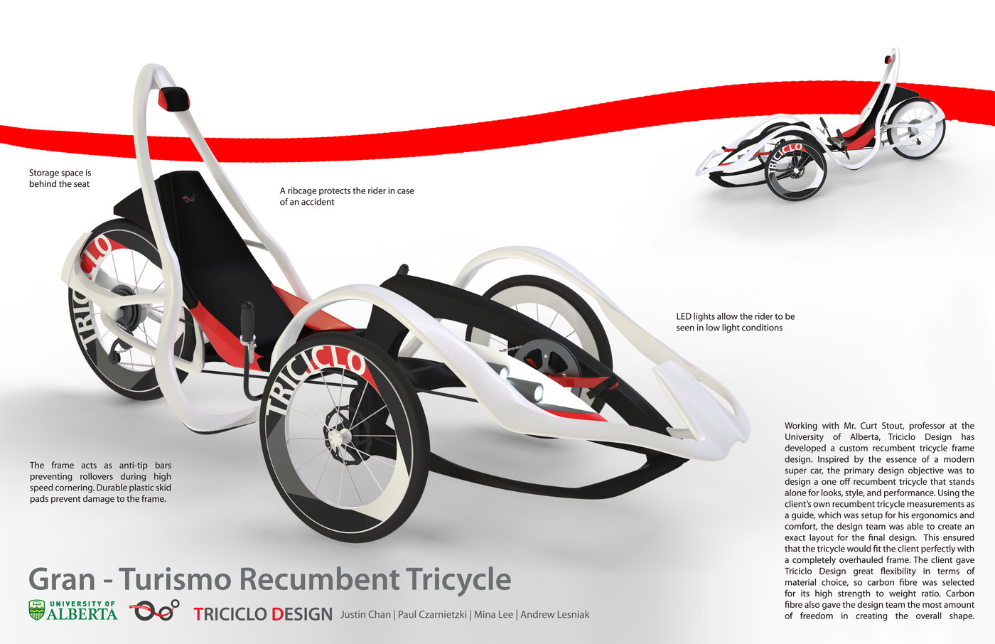 how to build a tricycle from a bicycle