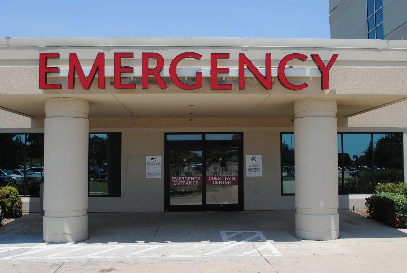 Denton Hospital Signage By Russell Mariott At Coroflot Com