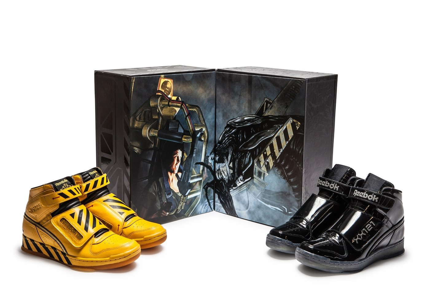 Reebok Alien Stomper Final Battle pack by Chris Hill (Chrisco.) at ... d4d14d545