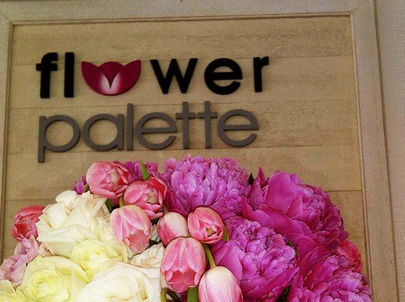 FLOWER PALETTE PROJECTS By Haidee Eng Bagatsolon At