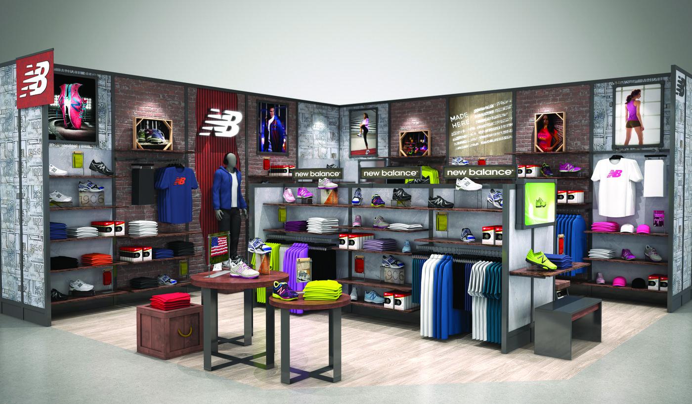 new balance shop on line