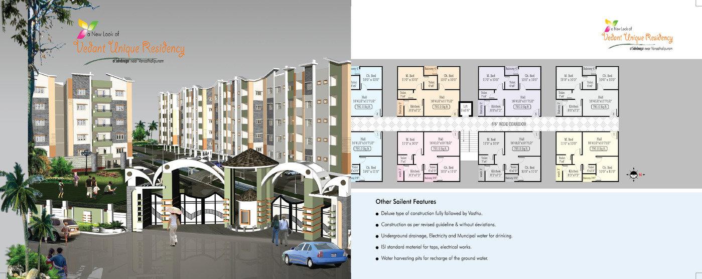 Brochures for Real Estate by Vinod Kumar Bheemanapally at Coroflot com