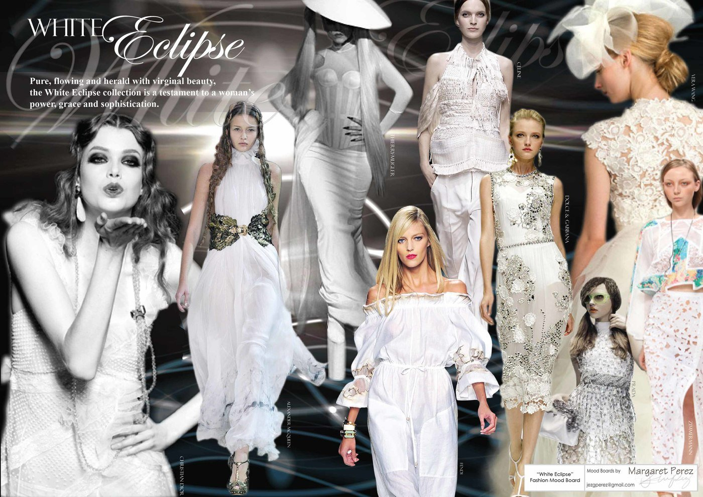 Mood Boards Fashion By Margaret Perez At Coroflot Com