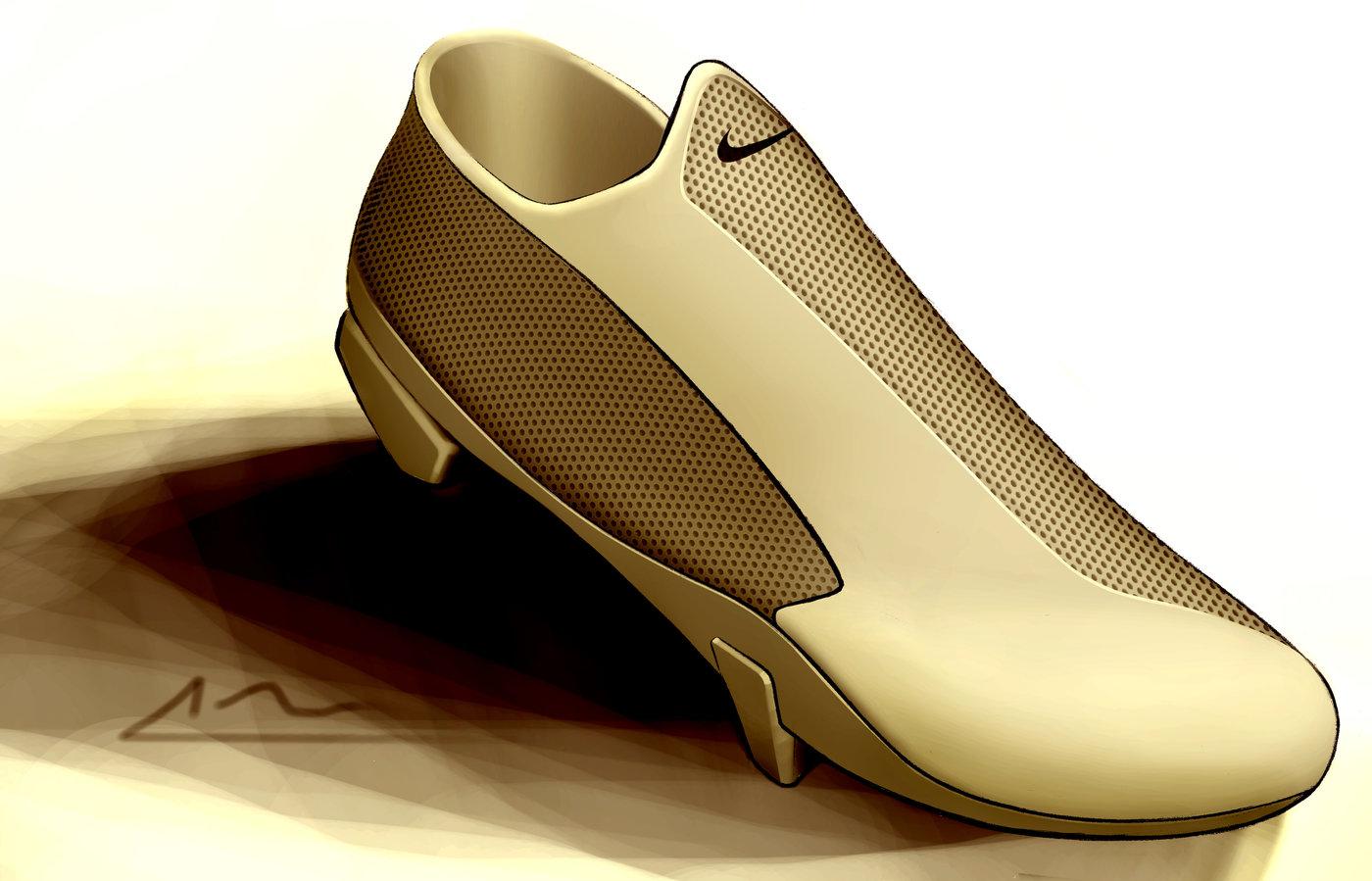 Nike No Laces Concept By Danylo Araujo At Coroflotcom