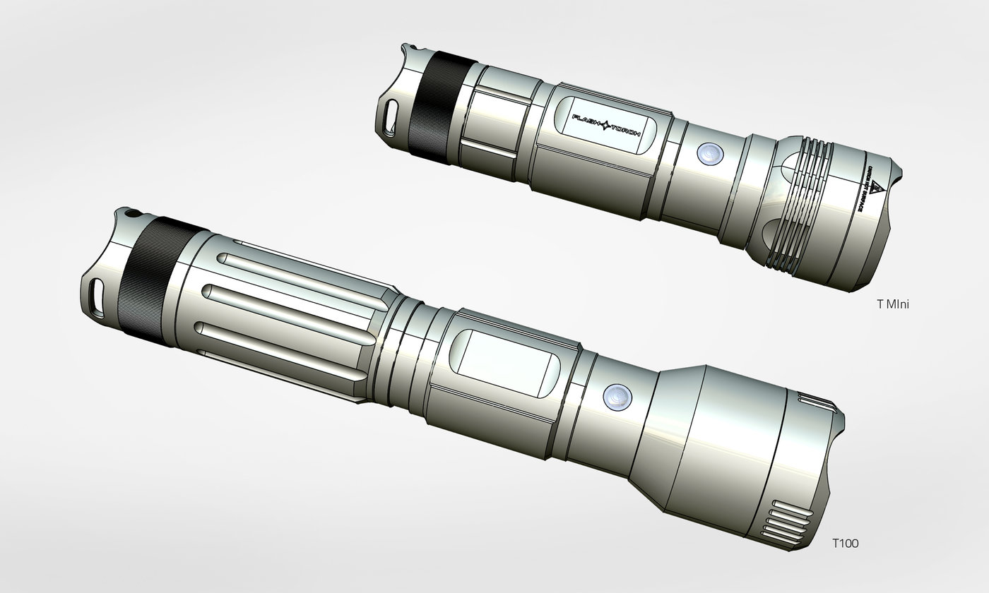 Wicked Lasers Flash Torch Mini By Raul Gonzalez Podesta At