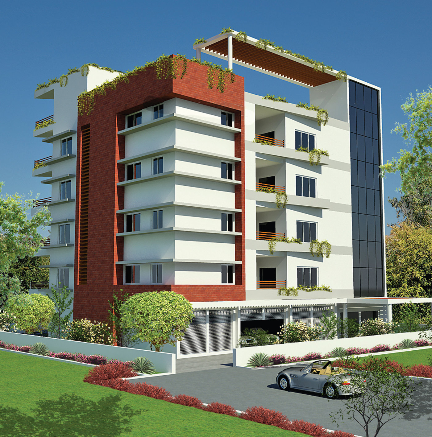 Commercial Buildings By Dheeraj Mohan At Coroflot.com