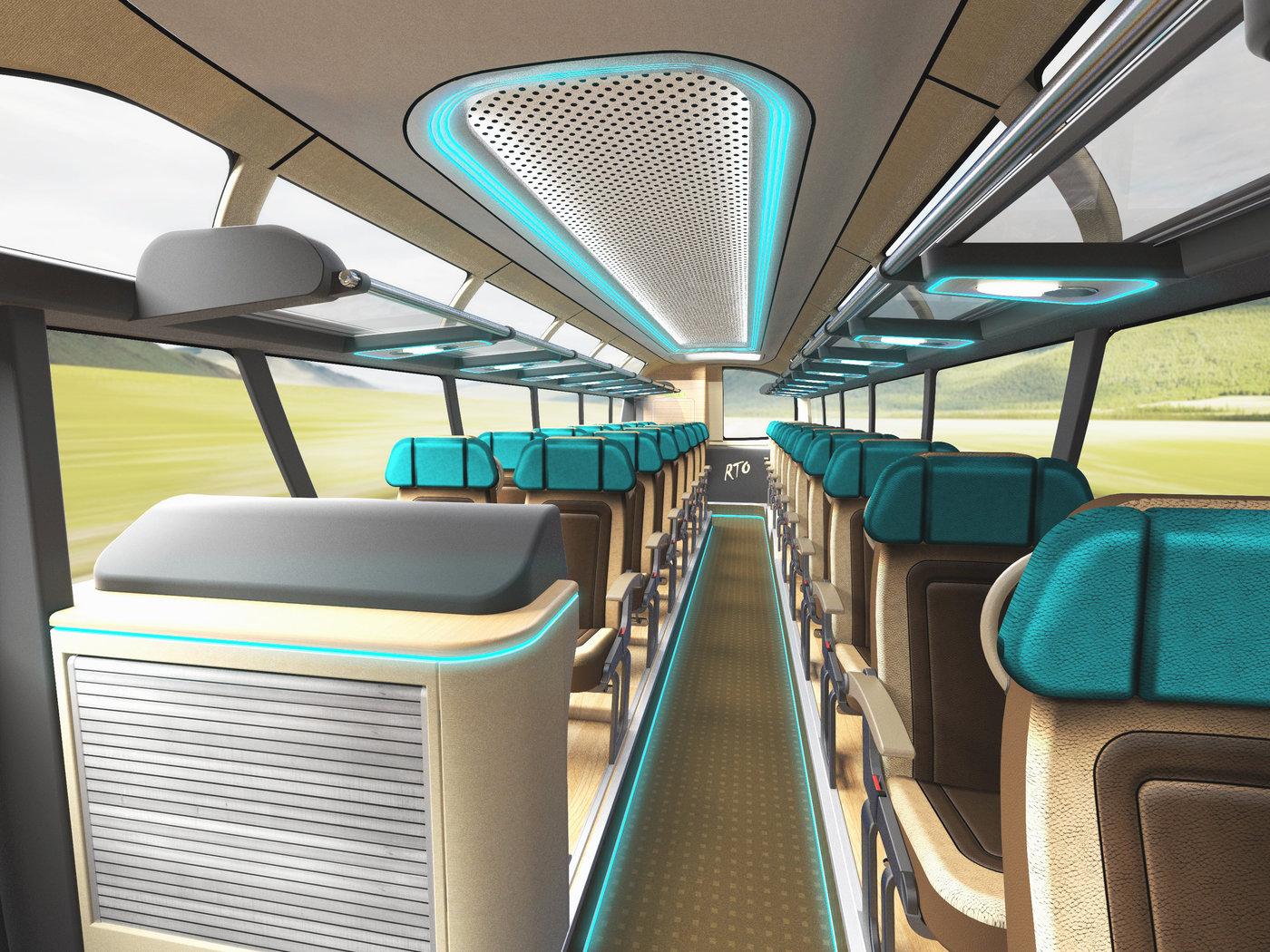 Bus Design By Miroslav Dorotcin At Coroflot Com