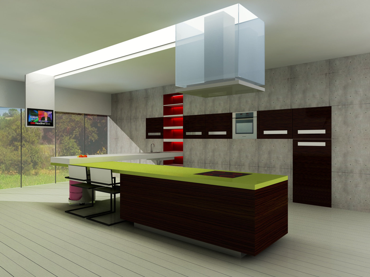 Silverline Kitchen Design Competition 2nd Prize by Selami Yilmaz at ...
