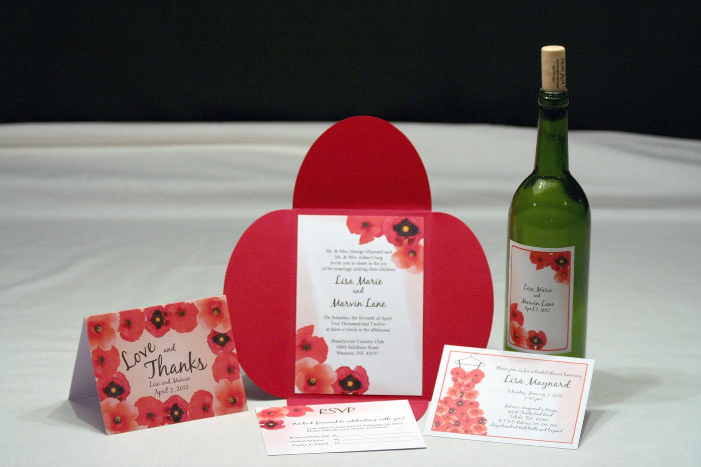 Wedding Designs by Joe Ortinau at Coroflot.com