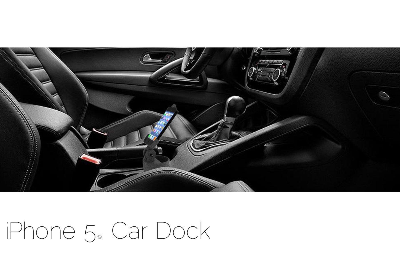 Iphone Car Dock: IPhone 5 Car Dock By Jonathan Fernandini At Coroflot.com