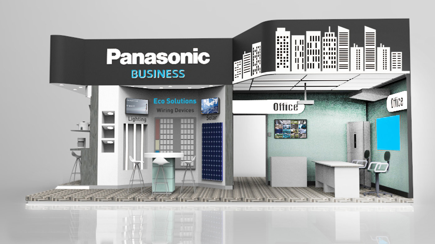 Panasonic Booth For Hvac Mindanao Sept 7 9 2016 By Deane Nieva Wiring Devices Philippines