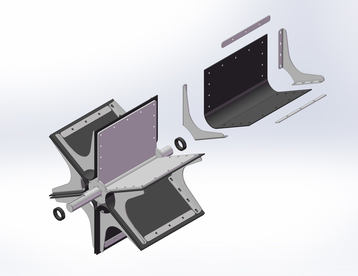 SolidWorks Designs: Parts and Assemblies by Matthew