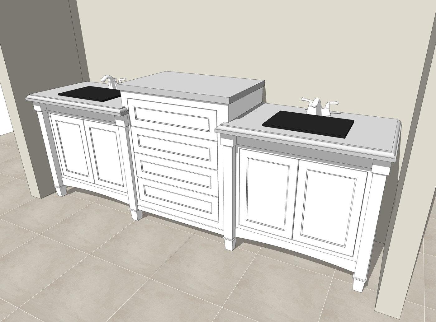 Interior Design Free SketchUp Models by AG CAD Designs at Coroflot com