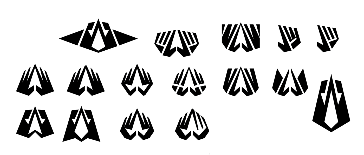 JJ Watt Logo by Jon Hill at Coroflot.com 301518617