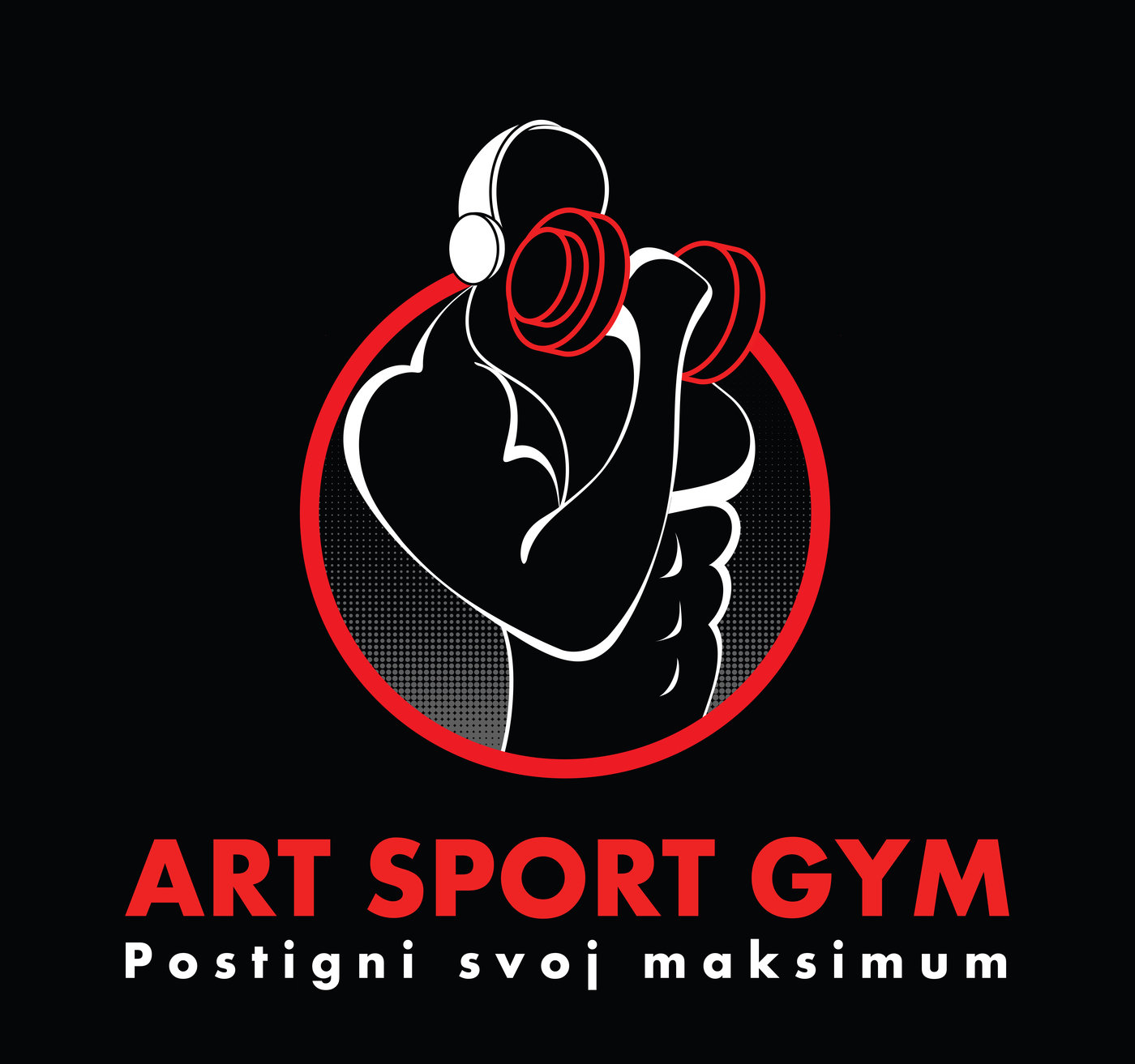 GYM LOGO, VISUAL IDENTITY By Kosan Stanojevic At Coroflot.com