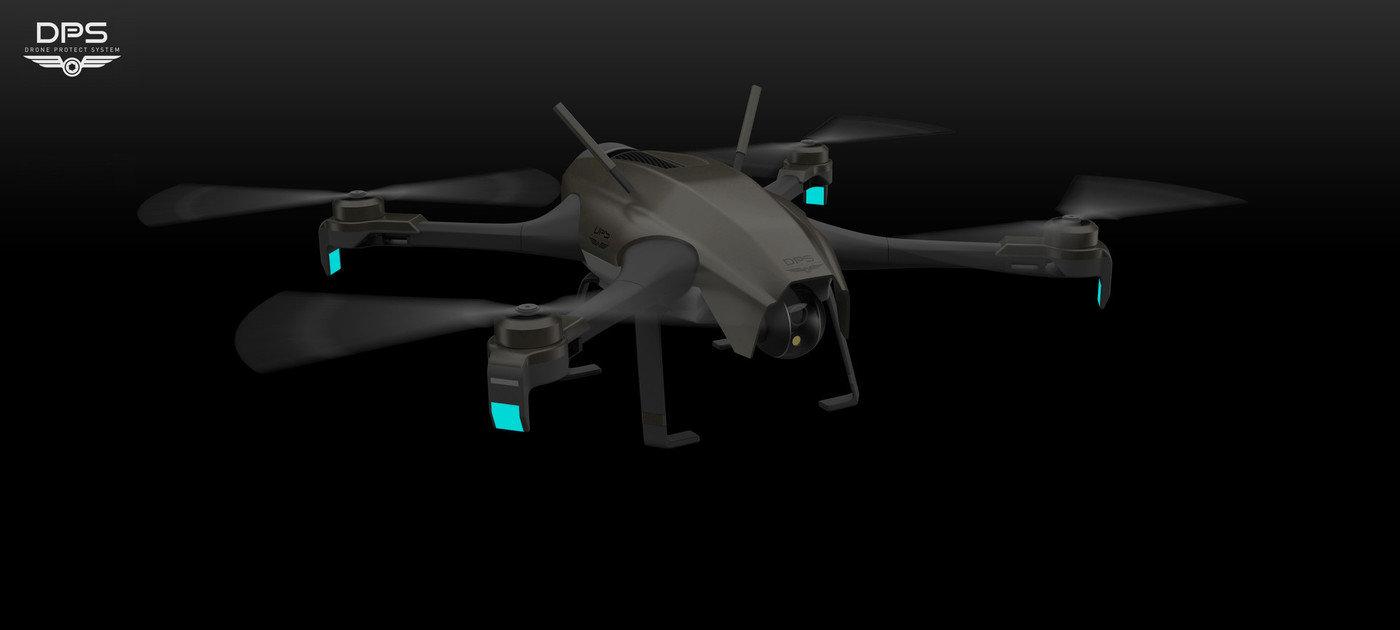 AUTONOMOUS DRONE PROJECT by GARY SANCHEZ at Coroflot com