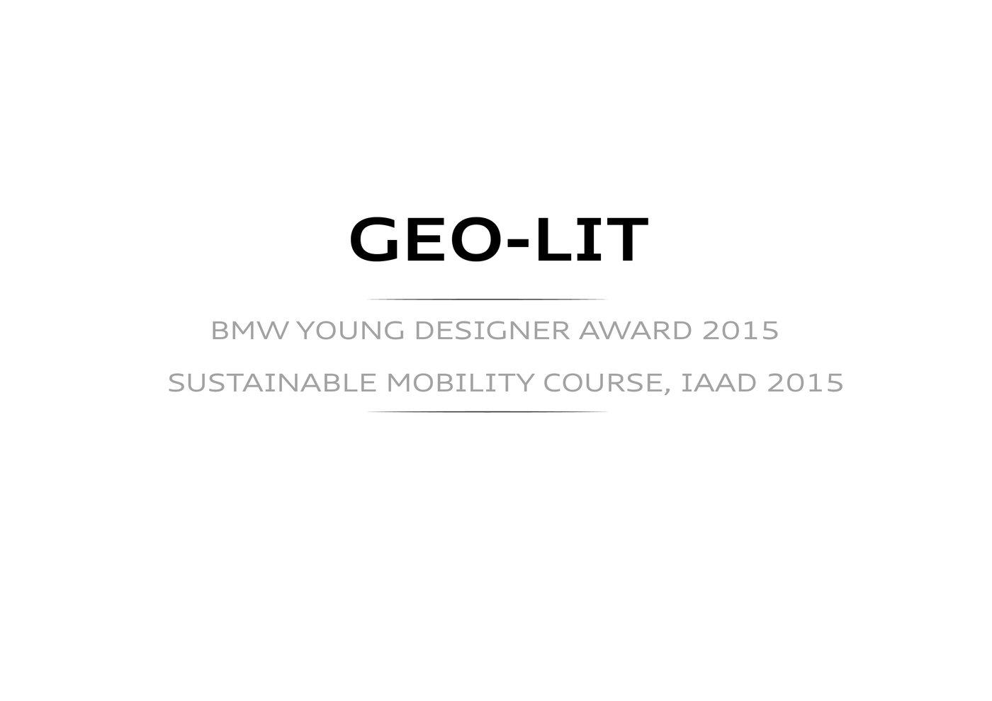 GeoLit SUV Design By Juan José Foc At Coroflotcom - Lit design 2015