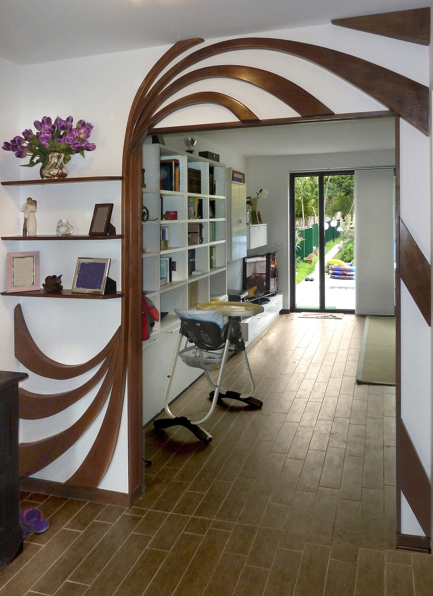 Living Room Entrance By Diego Miscoria At Coroflot Com